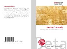 Bookcover of Parian Chronicle