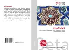 Bookcover of Yusuf Islahi