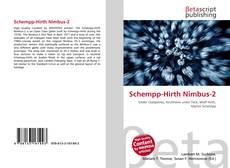 Bookcover of Schempp-Hirth Nimbus-2