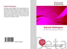 Bookcover of Rajnesh Wellington