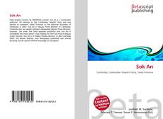 Bookcover of Sok An