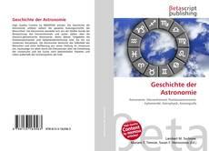 Buchcover von Geschichte der Astronomie