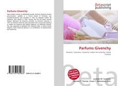 Borítókép a  Parfums Givenchy - hoz