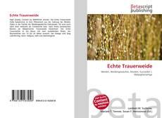 Buchcover von Echte Trauerweide