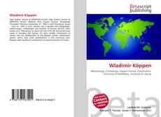 Bookcover of Wladimir Köppen