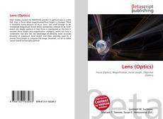 Borítókép a  Lens (Optics) - hoz