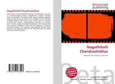 Bookcover of Nagathihalli Chandrashekhar