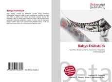 Bookcover of Babys Frühstück