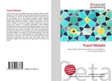 Bookcover of Yusuf Motala