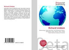Richard Lindzen kitap kapağı
