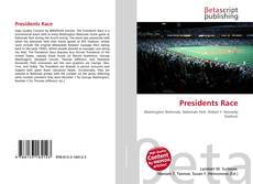 Bookcover of Presidents Race