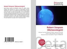 Robert Simpson (Meteorologist)的封面