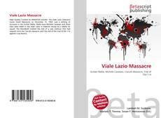 Bookcover of Viale Lazio Massacre