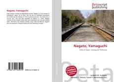 Bookcover of Nagato, Yamaguchi