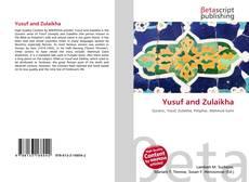 Buchcover von Yusuf and Zulaikha