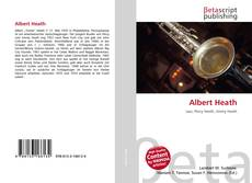 Bookcover of Albert Heath