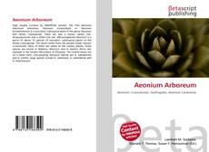 Copertina di Aeonium Arboreum