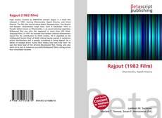 Borítókép a  Rajput (1982 Film) - hoz