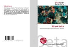 Borítókép a  Albert Heinz - hoz
