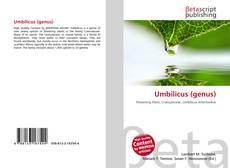 Capa do livro de Umbilicus (genus)