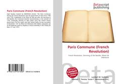 Paris Commune (French Revolution)的封面