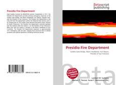Presidio Fire Department kitap kapağı