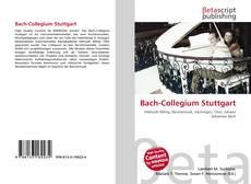 Portada del libro de Bach-Collegium Stuttgart