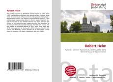 Robert Helm kitap kapağı