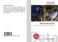 Buchcover von Albert Herrmann