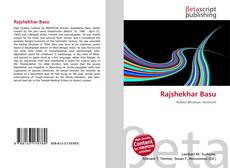 Bookcover of Rajshekhar Basu