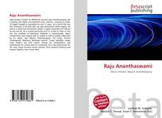 Bookcover of Raju Ananthaswami