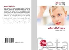 Buchcover von Albert Hofmann