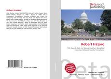 Bookcover of Robert Hazard