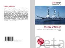 Bookcover of Presley O'Bannon