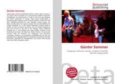 Bookcover of Günter Sommer
