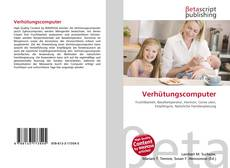 Buchcover von Verhütungscomputer