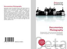 Bookcover of Documentary Photography