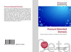 Portada del libro de Pressure-Retarded Osmosis