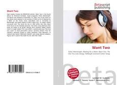 Want Two kitap kapağı