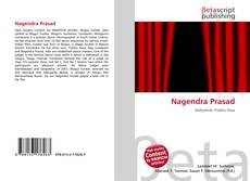 Bookcover of Nagendra Prasad