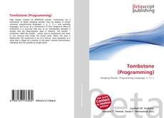 Bookcover of Tombstone (Programming)