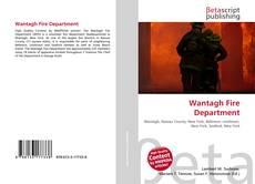 Portada del libro de Wantagh Fire Department