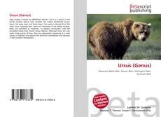 Capa do livro de Ursus (Genus)