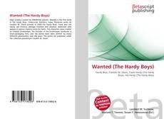 Bookcover of Wanted (The Hardy Boys)