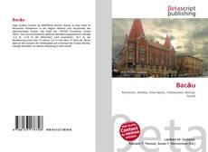 Buchcover von Bacău