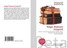 Обложка Holger Pedersen (Linguist)