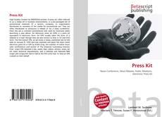 Buchcover von Press Kit