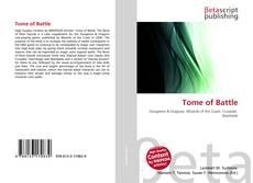 Capa do livro de Tome of Battle