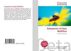 Bookcover of Subspecies of Apis Mellifera