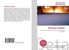Capa do livro de Pressure Cookin'